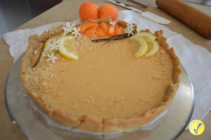 Crostata pronta!
