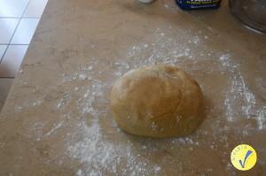 Pasta frolla per la preparazione della vostra crostata