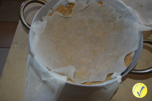 Base della crostata: la pasta frolla in teglia