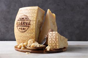 Il formaggio più consumato al mondo: il Grana Padano